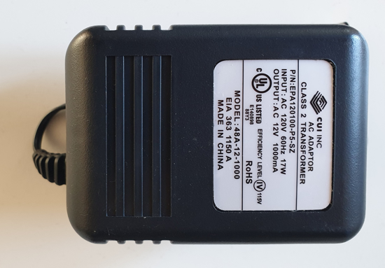 PlexiDor® PDE Power Supply